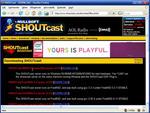 Internetes rádióadás készítése, 1. rész: SHOUTcast hozzávalók letöltése részlet
