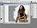Hogyan �rhatunk egyedi form�ra Photoshopban? r�szlet