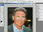 Hogyan fiatalíthatunk meg valakit Photoshopban? részlet