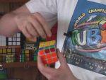 Hogyan rakjuk ki a Rubik kockát még gyorsabban? 3. rész, alsó sarokkockák részlet