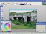 Hogyan készítsünk képünknek szép keretet Paint.NET-tel? részlet