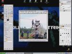 GIMP: Zavaró elemek eltüntetése a képről részlet