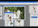 Esk�v�i k�pek szerkeszt�se Adobe Photoshopban - 1.r�sz r�szlet