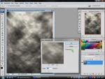 Adobe Photoshop: Gy�r�tt pap�r effekt k�sz�t�se! r�szlet