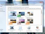 Windows 7: T�ma ment�s �s megoszt�s r�szlet