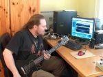 Gitáriskola: Elektromos gitár és a számítógép - 3. rész, Gitár hangolása részlet