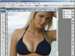 Adobe Photoshop: Mellnagyobb�t�s �s plasztika ingyen r�szlet