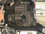 Honda Goldwing: Olajszint ellenőrzés egyszerűen részlet