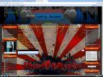 Ingyenes weboldal készítés az ucoz.com segítségével: Modulok beállítása részlet