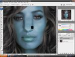 Adobe Photoshop: Navi Avatar készítés saját képeinkből részlet