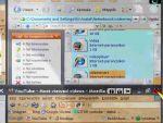 Képernyő felosztása, akár 4 ablakra az Acer GridVista segítségével részlet