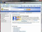 Internet Explorer 8: Mi�rt �rdemes v�ltani r�gi verzi�r�l r�szlet