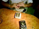 Egyszerû kártyatrükk: Kártyalap kitalálása trükkösen részlet