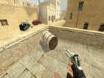 Counter-Strike: Source: Bomba elhelyez�se a D2 A pontj�n r�szlet