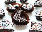 Ajándék marcipános édesség különlegesség készítése részlet