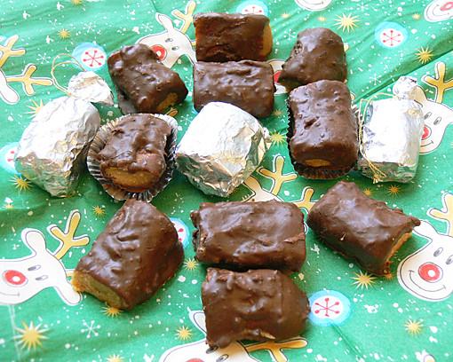 Vajkaramellás szaloncukor készítése karácsonyra