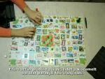 Bélyeggyűjtő társasjáték - 3. rész, Játék közben