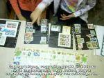 Bélyeggyűjtő társasjáték - 5. rész, Bélyeg csere