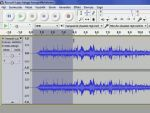 Audacity: MP3 hang zajszűrése