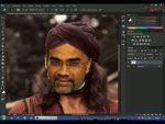 Adobe Photoshop: Arcátültetés egyszerűen