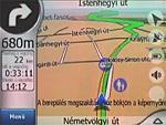 Hogyan navigáljunk iGo programmal? részlet