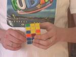 Hogyan rakjuk ki a Rubik kockát? 3. rész, alsó kereszt kirakása részlet