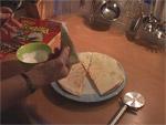 Hogyan készítsünk mexikói quesadillát? részlet