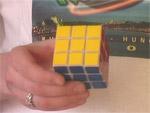 Hogyan rakjuk ki a Rubik kockát? 5. rész, alsó teljes sor kirakása részlet