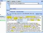 Hogyan ellenõrizzünk helyesírást Gmail segítségével? részlet