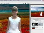 Hogyan cseréljük ki fotónk hátterét Adobe Photoshop CS3-ban? részlet