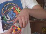 Hogyan rakjuk ki a Rubik kockát még gyorsabban? 1. rész, elsõ két sor részlet