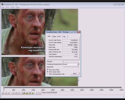 33ee62c458 Ebben a tippben bemutatjuk, hogyan égessünk feliratot filmekre. Ez azért  lehet hasznos, mert így nem kellenek különböző codecek a feliratok PC-n  való ...