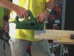 Hogyan munkáljunk meg faanyagot? 2.rész, gyalulás és csiszolás részlet