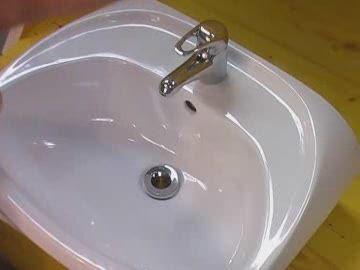Hogyan szereljünk fel mosdót és csaptelepet a fürdőszobában? 1 ...