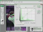Hogyan csináljunk fénynyaláb effektet Adobe Photoshopban? részlet