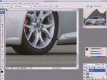 Virtual Tuning - Kiegészítõ ültetés Adobe Photoshopban részlet