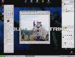 GIMP: Zavaró elemek eltüntetése a képrõl részlet