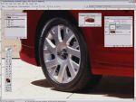 Virtuális Tuning - Felni csere Adobe Photoshopban részlet