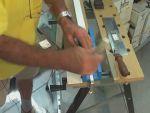 Hogyan munkáljunk meg faanyagot? 4. rész, gérláda használata részlet