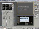 Autodesk 3D Studio Max 9 ismerkedés - 5. rész:  Autodesk tutorialok részlet