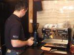 Espresso - Kávékészítés, 2. rész részlet