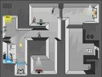 Portal: flash verzió végigjátszása 6.rész: 31.pálya részlet