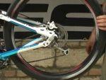 Kerékpár karbantartás - 7. rész, Tárcsafékbetét műszaki ellenőrzése részlet
