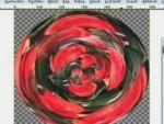 Gimp: Tükröződés gömbön részlet