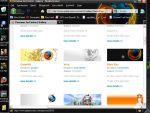 Firefox színesítés egyedi témákkal a Personas segítségével részlet
