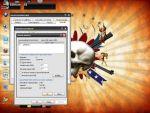 Virtuális memória beállítás Windows XP rendszer alatt részlet