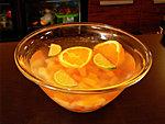 Narancs bólé készítés pezsgővel: Mixertanfolyam - 55. rész részlet