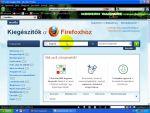 Firefox: Weboldal nyelvének megjelenítése a FlagFox segítségével részlet