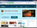 Firefox: Saját téma készítése egyszerűen részlet