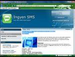 Ingyen SMS küldése biztonságosan az interneten részlet